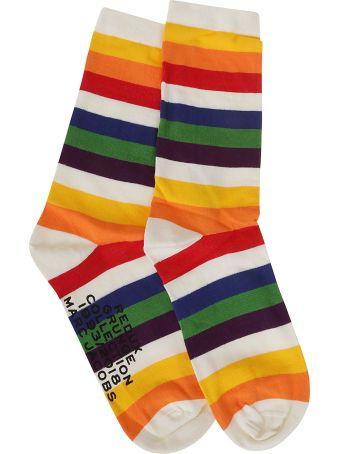 Marc Jacobs Rainbow Socks