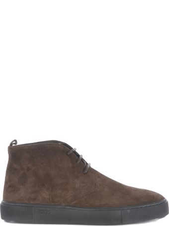 Tod's Classic Lace-up Boots
