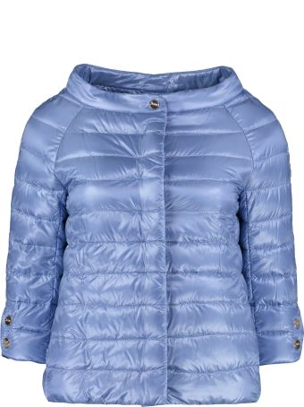 Herno Short Quilted Jacket