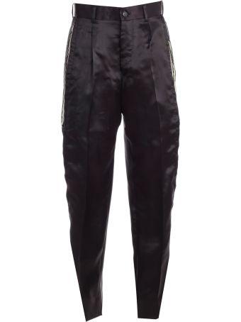 Comme des Garçons Vented Trousers