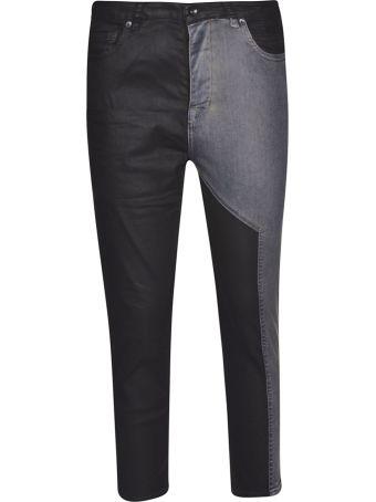 DRKSHDW Contrast Panel Jeans