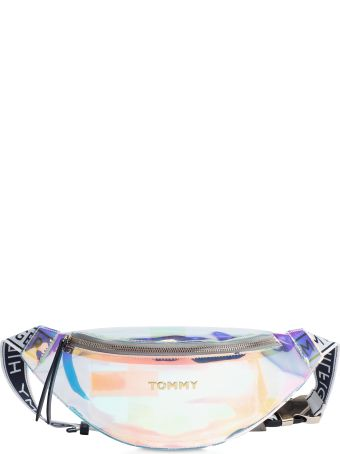 Tommy Hilfiger Iridescent Iconic Tommy Belt Bag