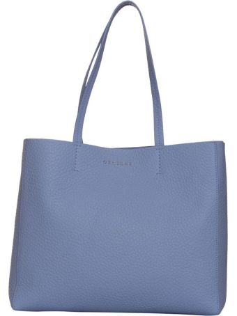 Orciani Tote Bag In Lily