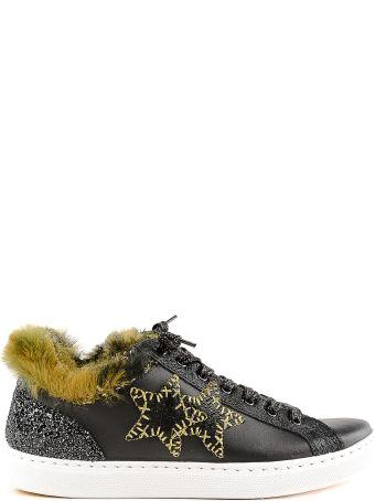 2Star 2 Star Faux Fur Trim Sneakers