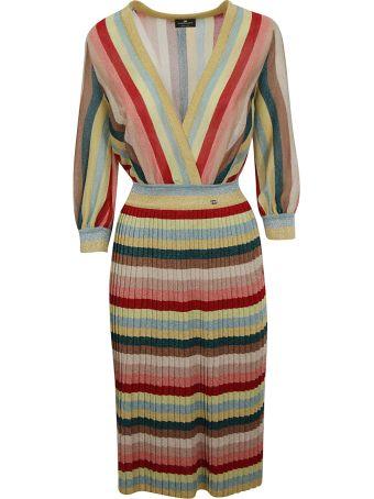 Elisabetta Franchi Celyn B. Elisabetta Franchi For Celyn B. Striped Dress