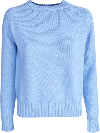Weekend Max Mara Ribbed-knit Sweater