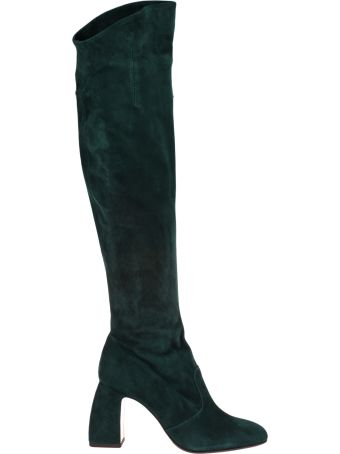 L'Autre Chose Over The Knee Boots