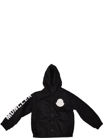 Moncler Kids Hooded Rain Jacket