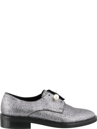 Coliac Disco Ball Lace Up Shoes