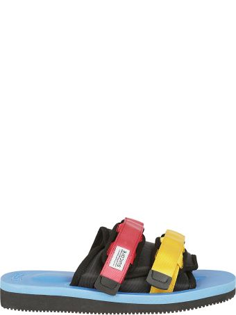 SUICOKE Moto-viebu Sandals