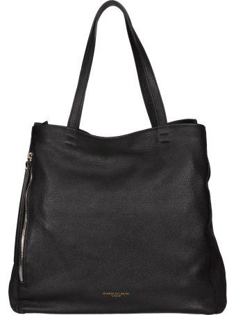 Gianni Chiarini Leather Shoulder Bag