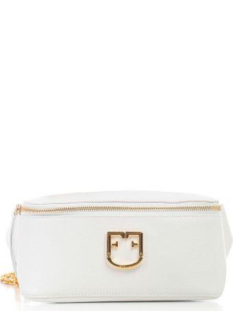 Furla Embellished Shoulder Bag