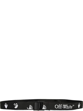 Off-White Off White Mini Industrial Belt New Logo