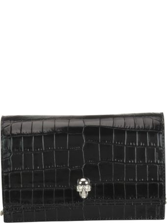 Alexander McQueen Skull Mini Bag