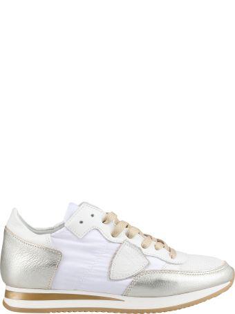 Philippe Model Paris Paneled Sneakers
