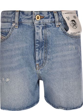 Diesel Frayed Shorts