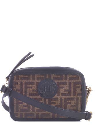 Fendi Ff Mini Shoulder Bag