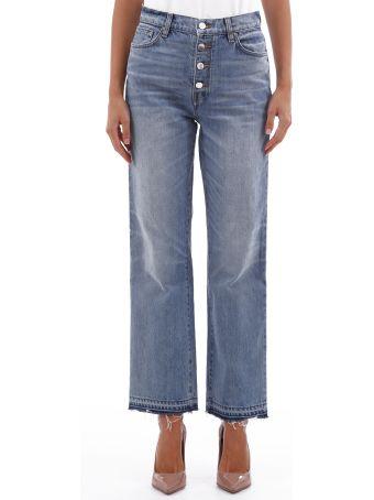 AMIRI Jeans Glitter Track