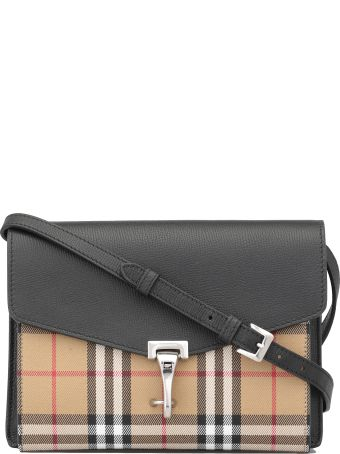 Burberry Small Macken Bag