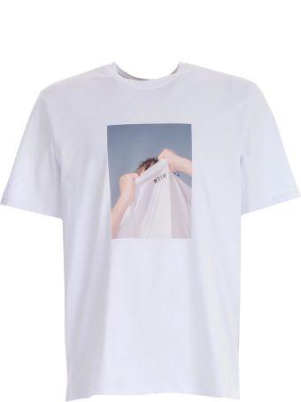 MSGM Photographic Print T-shirt