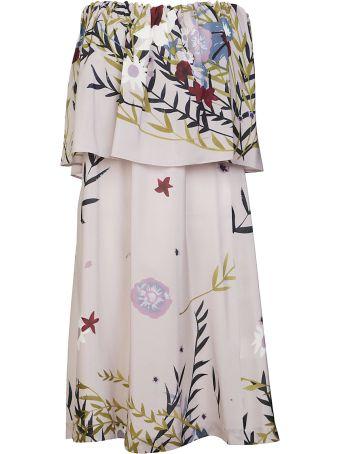 Erika Cavallini Floral Dress