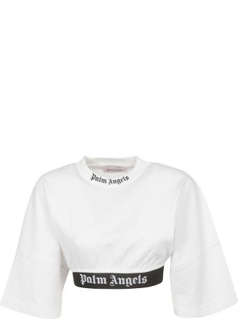 Palm Angels Cropped T-shirt