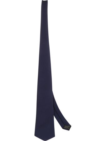 Tom Ford Textured Silk And Linen Tie