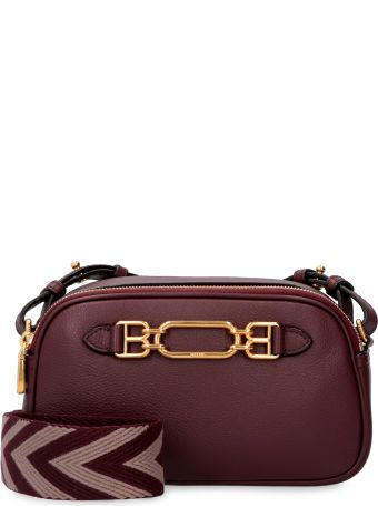 Bally Venni Leather Shoulder Bag