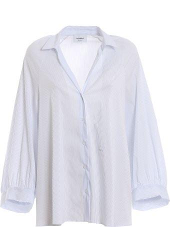 Dondup Balloon Sleeve Shirt