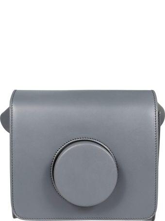 Lemaire Structured Camera Shoulder Bag