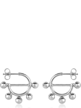 J.W. Anderson Jw Anderson Disc Mini Hoop Earrings