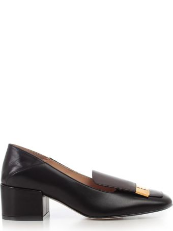 Sergio Rossi Square-toe Pumps