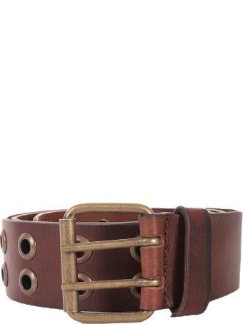 Massimo Alba Dark Brown Belt