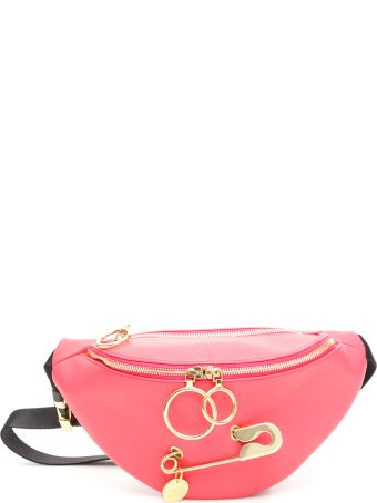 See by Chloé Leather Beltbag With Piercing