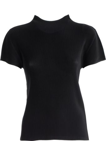 Pleats Please Issey Miyake Pleats Please By Issey Miyake Knitted Top