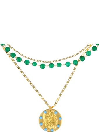 Katerina Psoma Jade Necklace