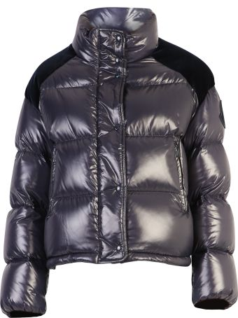 Moncler Blue Chouette Padded Jacket