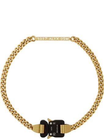 1017 ALYX 9SM 1017 Alyx 9sm Buckle Necklace