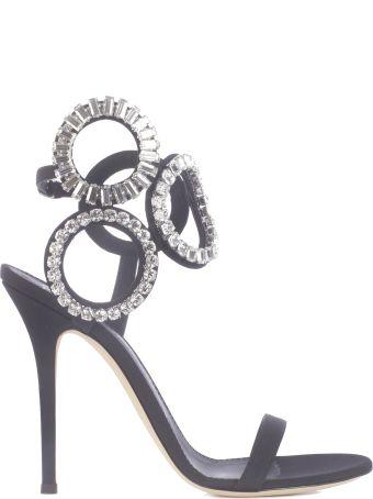 Giuseppe Zanotti Design Embellished Ankle Sandals
