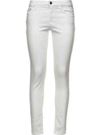 Jacob Cohen Jacob Cohen White Skinny Jeans