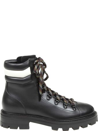 Jimmy Choo Boots In Black Leather