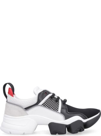 Givenchy Jaw Neoprene Low-top Sneakers