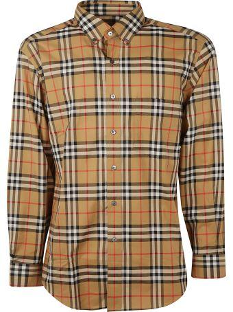 Burberry Jameson Checkered Shirt