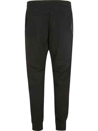 C.P. Company Diagonal Raised Fleece Track Pants