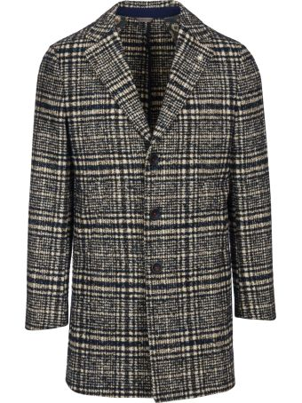 Manuel Ritz Mix Wool Coat