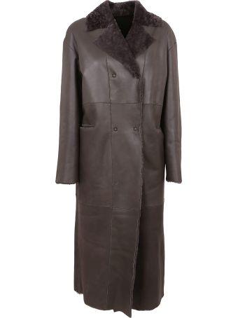 S.W.O.R.D 6.6.44 Sword Shearling Coat