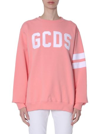 GCDS Sweatshirt With Logo