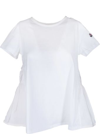 Moncler Contrast Tiered T-shirt