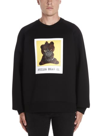 Neil Barrett 'fetish Bear' Sweatshirt