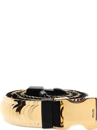 Prada Release Buckle Belt